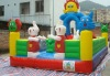 cool price but hot sale inflatable playground