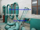 Sawdust dryer machine/hot air flow drying machine
