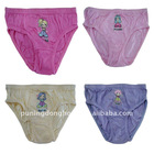 100% cotton fancy baby clothes baby briefs in puning