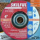 4'' Metal Grinding disc with EN12413, MPA