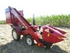 Low Loss Rate Mini Combine Harvester