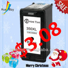 Promotion!! Compatible for hp 350xl ink cartridge special offer as a gift for Christmas