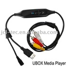 RMVB UBOX Media Player Support H.264 H.263