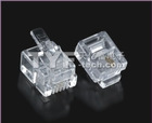 Sell 4PIN connector,RJ12 plug,TELEPHONE PLUG,RJ11 PLUG