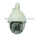 Outdoor Sony CCD 540 TVL PTZ cctv dome Camera