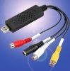 EASYCAP USB 2.0 AUDIO VIDEO DVD CAPTURE CARD ADAPTER
