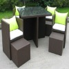 rattan garden furniture(DFRF13001)