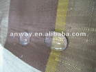 100% polyester waterproof yarn dyed fabric