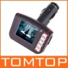 Car MP3/MP4 Player SD FM Transmitter with Remote Control
