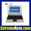 Mini 7inch Laptop LCD Windows CE 6.0 VIA VT8650 300MHz 2GB HD WIFI Netbook Red