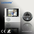 2012 Best-selling 2.8inch Electronic peephole video door viewer