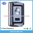 Metal case Biometric Fingerprint Access Control system Built-in em reader