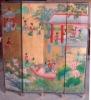 Antique furniture chinese screen