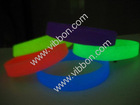 glow silicone wristbands