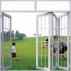 Aluminum Folding Glass Door