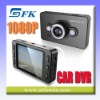 "2.7"" Camera LCD Recorder Video Dashboard Vehicle Cam G-sensor HD 1080P Car DVR"