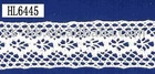 cotton crochet trim