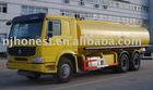 6*4 HOWO oil /fuel tanker truck for capacity 20000LT