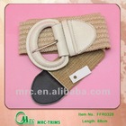 fashion elastic belt for lady