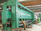 shipyard plate bending machine