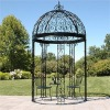 ornamental iron gazebo