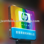 acrylic outdoor advertising light box
