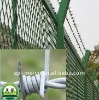 Anping High Quality PVC Coated Barbed Wire(factory)