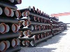 T type k9 seamless ductile iron pipe with ISO2531 and EN545