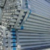 carbon steel hot dip galvanized steel pipes