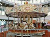 luxurious merry-go-round with 30 seats