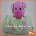 handkerchief baby plush cute pig toys