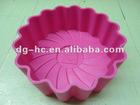 silicone Fashion shape cake moulds