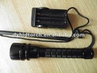 CREE T6 XML 10W LED diving torch