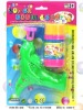 Supper Plastic Bubble Gun.Plastic bubble toys,plastic toys