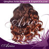 christmas angel sell best colored two tone hair weave