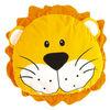 plush lion shape cushion, pillow for promotion