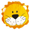 plush lion shape cushion, pillow for promotion