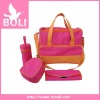 2012 zipper poly changing pad bag mummy pouch baby bag shoulder bag new 600D polyester diaper bag(BL59022MB-A series)