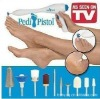 As seen on tv pedi pistol nail grinding device