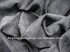 200GSM weft suede fabric for sofa/upholstery fabric