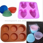 2012 silicone cake moulds