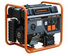 The lightest electric welder generator