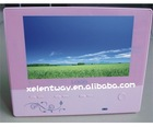 "7"" super slim LCD ditital screen DPF"