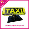 New magnet or pull hook taxi types slim led auto taxi dome