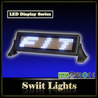 LED Car Message Moving Display Sign