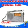 Retail-Wholesale Tecsun pl-450 FM LW MW shortwave Dual Conversion Radio PL450