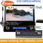 Microphone Car GPS DVD MPEG-4 MPEG-2 Erisin ES798D