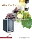 8 Bottles Thermoelectric Wine Cooler