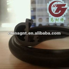 High performance rubber seal strip