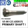 QJ S5-80 PRIMARY SHAFT I